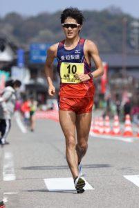 日本選手権50km競歩(丸尾)